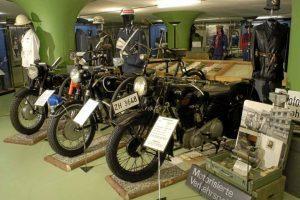Spezialstamm Sektion ZH (Museumsbesuch Stadtpolizei ZH) @ Parkhaus Urania - Zivilschutzanlage/Polizeimuseum