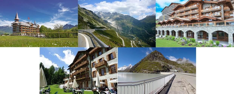 SMVC CH - Pässefahrt 2020 @ Jugendstil-Hotel Paxmontana