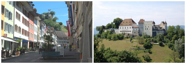 4. Mai 2019, Anfahren + Migliederversammlung 2019 SMVC CH @ Lenzburg Altstadt