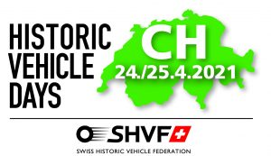 SMVC CH - Swiss Historic Vehicle Days 2021